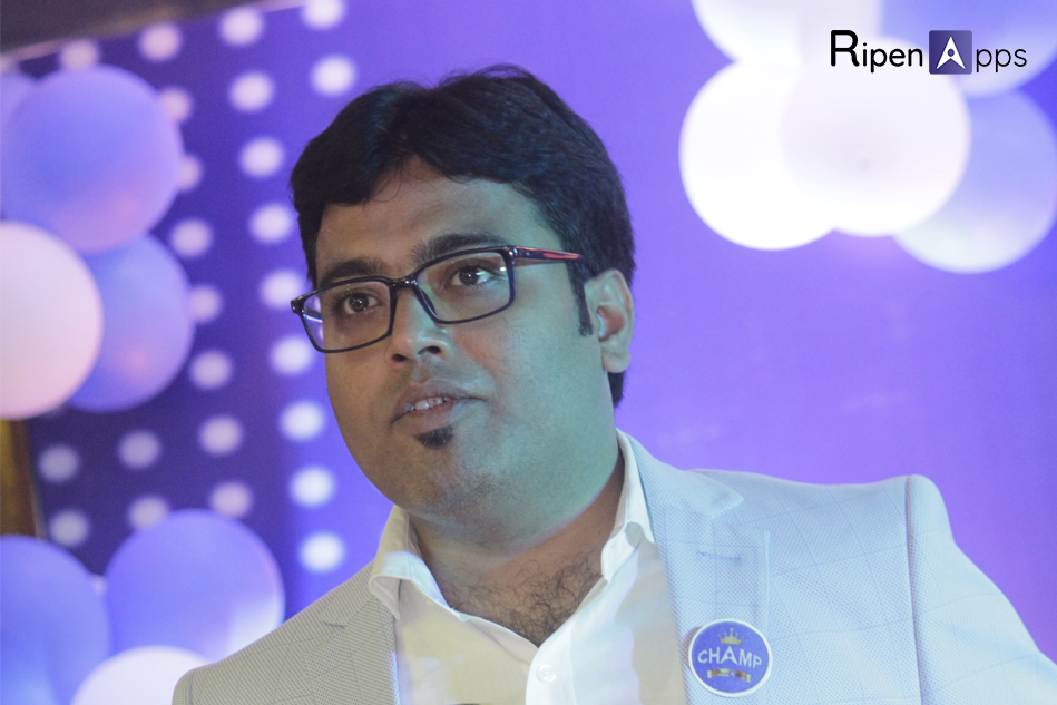 Interview with Ishan Gupta – CEO & Founder, RipenApps Technologies