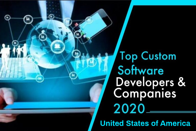 Top Custom Software Developers & Development Companies USA 2020