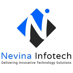 Nevina infotech_ logos
