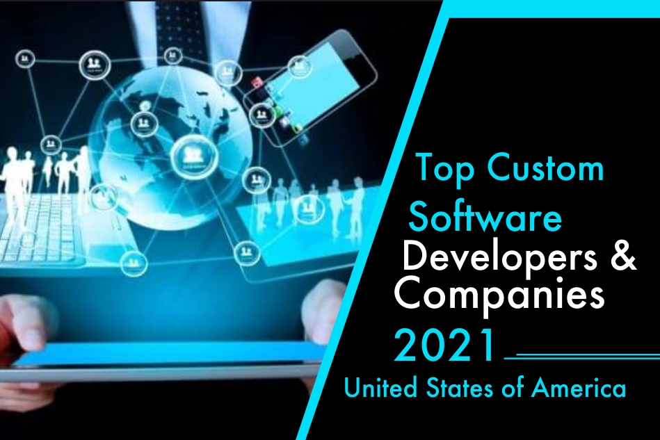 Top Custom Software USA 2021