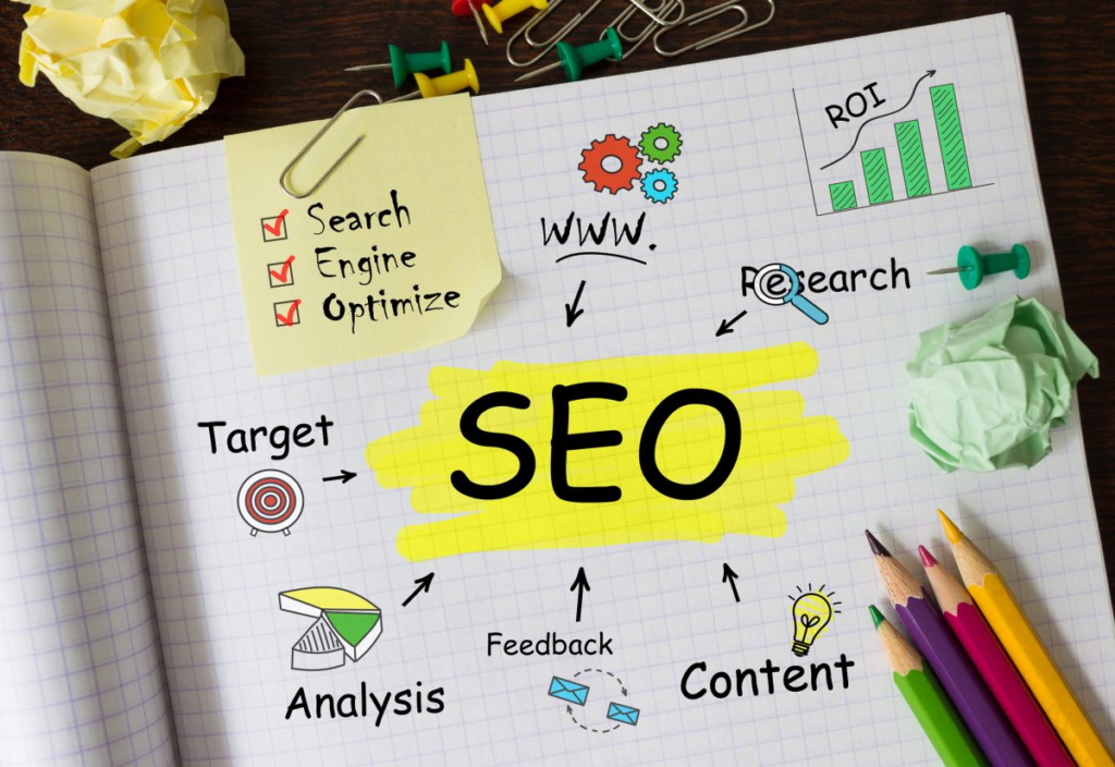 Search Engine Optimization to Make Your E-commerce Store Visible